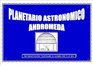insegna planetario
