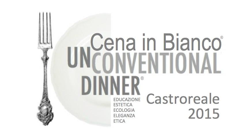 LOGO CENA IN BIANCO CASTROREALE_2